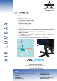 View information about Air Lumbar (PDF).
