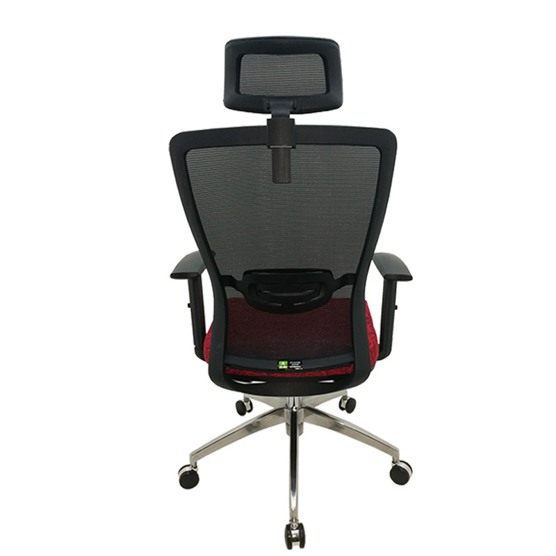Lucia Mesh Office Chair - Rear