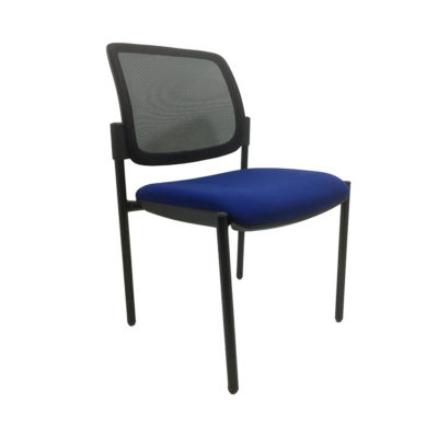 Legend Mesh Chair - Model 1 - Without Arms - Angle View