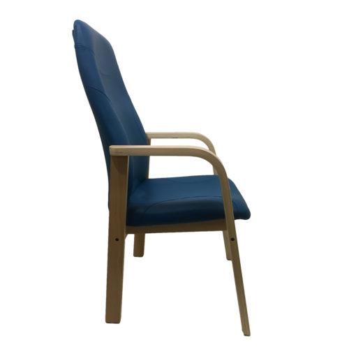 Harmony Timber Chair - Side