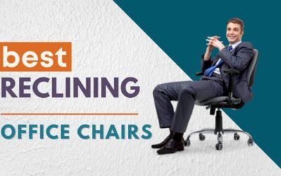 8 Best Reclining Office Chairs